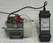 ИДО-06 - это портативный прибор, предназначенный для контроля трехфазных обмоток электрических машин. обрыва фаз.